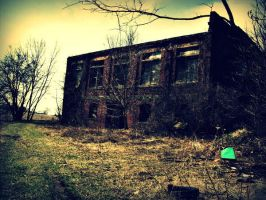 Ohio Chainsaw Massacre by HeStoppedTheRain