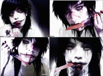 Jeff the killer by sibandit