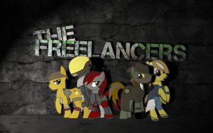 The Freelancers by LcPsycho