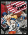 Naruto - The Power of Isaw by Cklaighe