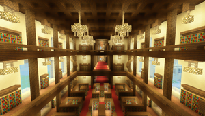 Minecraft Library by skysworld
