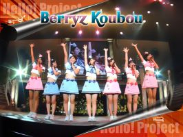 Berryz Koubou concert by NEO-Musume