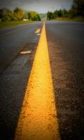 The Yellow Line by Ranae490
