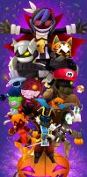 SK: Halloween Madness by CoolBlueX