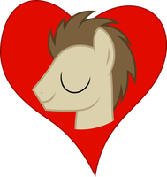 I Heart Some Brown Pony That Isn't A Doctor by ChainChomp2