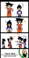 DBZ meet Rule 63 by Kida-Ookami