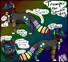 Tromper temp ref by Billy-Bitchcakes