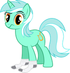 Lyra With Socks by VladimirMacHolzraum