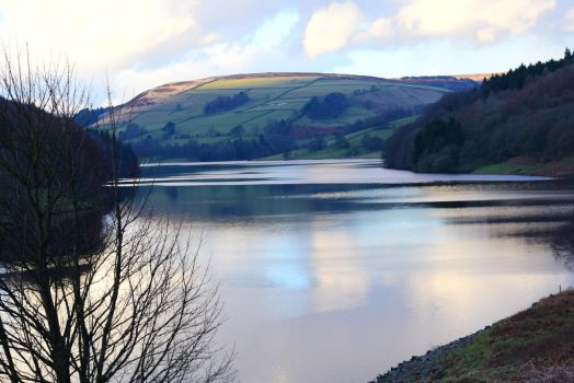 The LadyBower River by Dud3Face