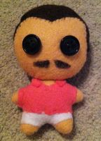 Youtubers - GTA Silentdroidd plushie by Jack-O-AllTrades