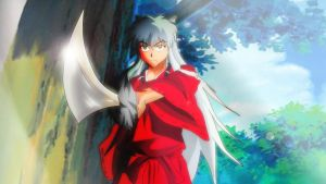 inuyasha by greengiant2012
