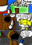Sonic Comic Issue 1 Page 11 by legendthehedgehog