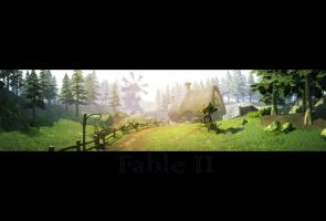 Fable 2 desktop by RobinoDX
