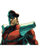 Street Fighter M.Bison by DevintheCool