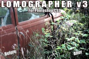 Lomographer v3 for PS CS2 by sparklehorse