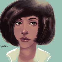 HP: Pansy Parkinson by dr-runcible