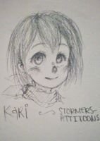 [Request] Kari for STORMERS-ATTITOONS by alinww1