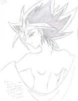 YGO - Yami the Pharaoh by Zed-sama