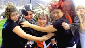 and then we HUG Sora to death by CautiousInsanity