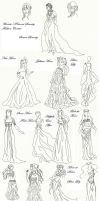 Winetta's Fashion Contest 11 by anelphia