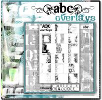 ABC Overlays by Diamara