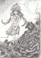 Roses and Tears by Mangamania13