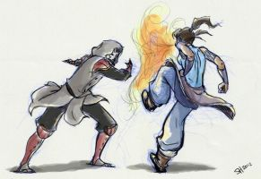 FIGHT! by scaragh