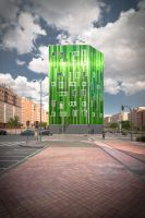 Vallecas 51 Social Housing by cerbenkoc