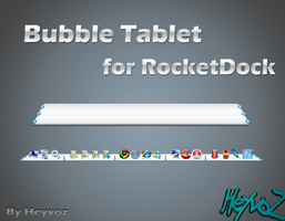 Bubble Tablet by Heyvoz