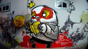 ANTZ goes JOGJA by antz81