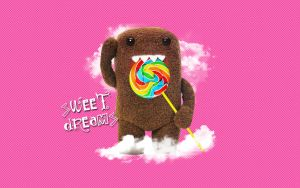 domo kuns sweet dreams by suicidestarcandy