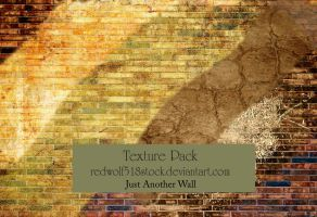 JustAnotherWall TexPak by redwolf518stock