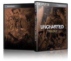 Uncharted-Trilogy 3D by CaptJapan