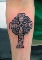 Celtic Cross by PainlessJames