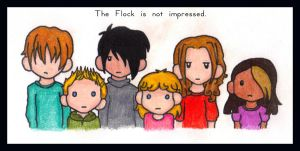Maximum Ride: The Flock is Not Impressed by AliAvian