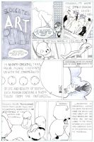 Sequential Art Review Page 1 by Fionnuala