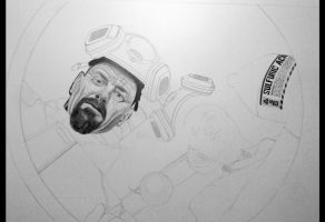 Breaking Bad (Drawing Animation) by Paul-Shanghai