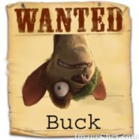 Wanted - Buck :D by Darky-11