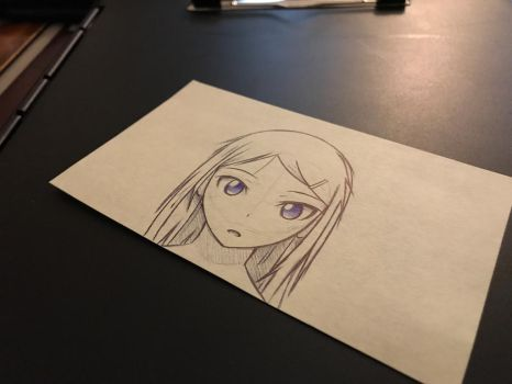 Post-It Note Obsession by DrakenAnime