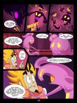The Mystery Skulls Misadventures: 'Wounds' pg19 by Anastas-C