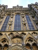 Wells Cathedral by saxonraven