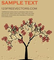 Greeting Card Vector by 123freevectors