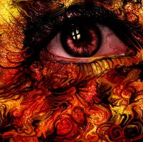 Dragone eye by ajishrocks