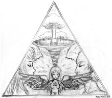 Triangle - sketch by rose-star