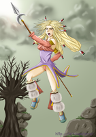 Legend of Mana by Fayeuh