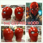 The GCC Red Hood Helmet by Cadmus130