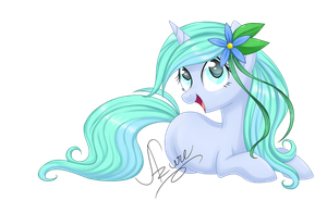 GIFT: Ocean Blossom by Azure-Art-Wave