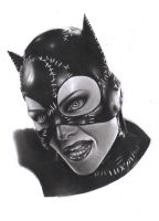 Catwoman by Autumnmoon8