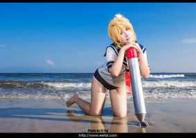 Kancolle Cosplay 18 by eefai