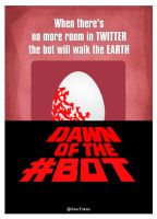 Dawn of the Bot by mapacheanepicstory